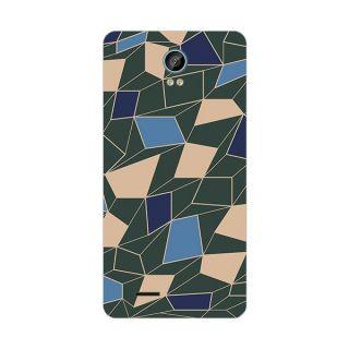 Garmor Designer Plastic Back Cover For Intex Aqua Life 2