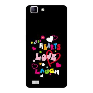Garmor Designer Plastic Back Cover For Vivo X5