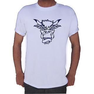 Bull T-shirt By Shopkeeda
