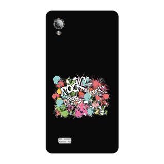 Garmor Designer Plastic Back Cover For Vivo y11