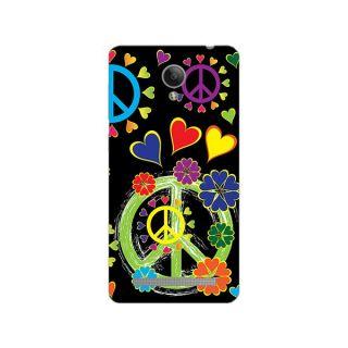 Garmor Designer Plastic Back Cover For Vivo Y28