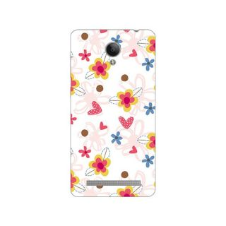 Garmor Designer Plastic Back Cover For Vivo Y28