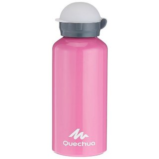 Quechua Water Bottle 06 L Alu