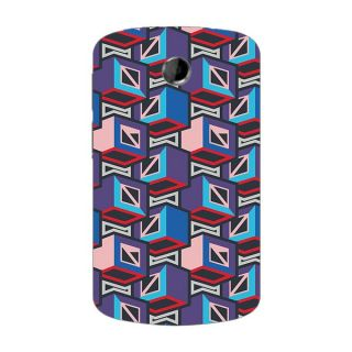Designer Plastic Back Cover For HTC A310