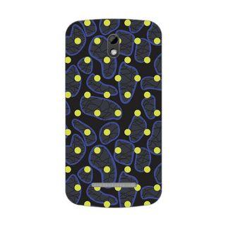 Designer Plastic Back Cover For HTC Desire 500