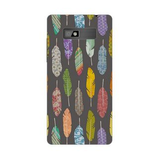 Designer Plastic Back Cover For HTC Desire 600