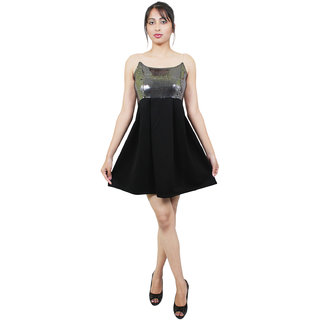 E Syrus Womens, Girls Fit and Flare Dress