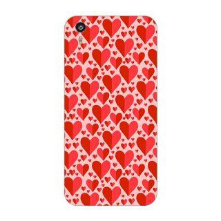 Designer Plastic Back Cover For HTC Desire EYE