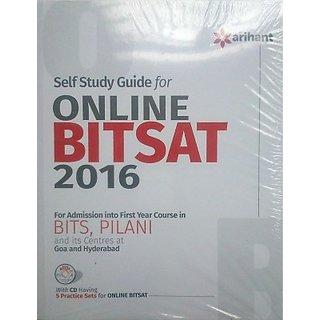 A Complete Success Package for Online BITSAT 2016