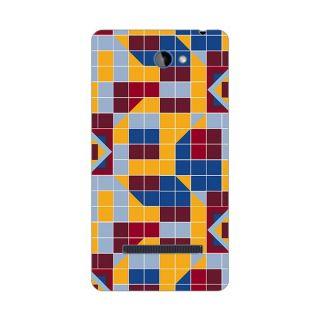 Designer Plastic Back Cover For HTC Windows Phone 8S