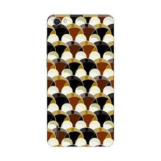 Designer Plastic Back Cover For Huawei Honor 6