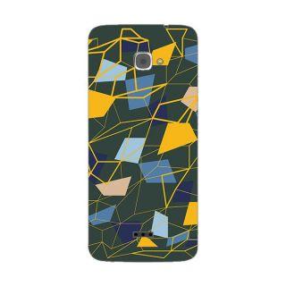 Designer Plastic Back Cover For InFocus M350