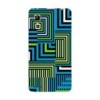 Designer Plastic Back Cover For Lenovo P780