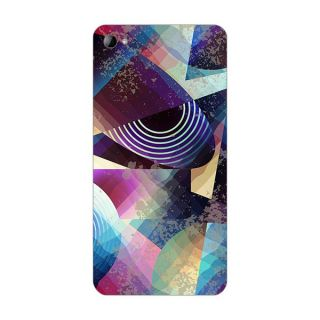Designer Plastic Back Cover For Lenovo S90