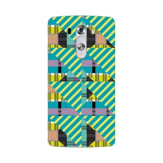 Designer Plastic Back Cover For LG G3 Stylus