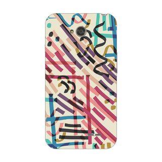 Designer Plastic Back Cover For LG L70