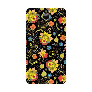 Designer Plastic Back Cover For Micromax A111 Canvas Doodle