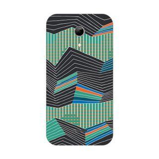 Designer Plastic Back Cover For Micromax A114 Canvas