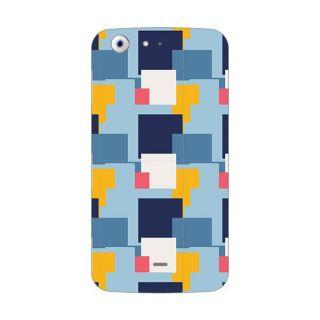Designer Plastic Back Cover For Micromax Canvas A210