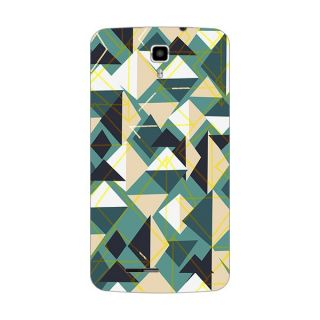 Designer Plastic Back Cover For Micromax Canvas Juice A177