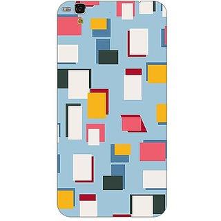 Designer Plastic Back Cover For Micromax YU Yureka