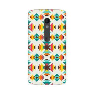 Designer Plastic Back Cover For Moto X Play