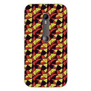 Designer Plastic Back Cover For Motorola Moto G (3rd Gen)