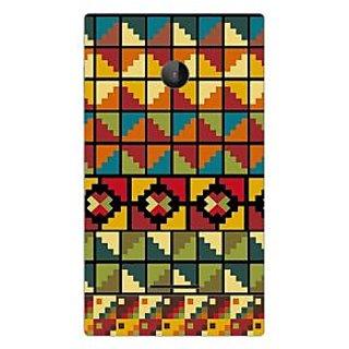 Garmor Designer Plastic Back Cover For Nokia Lumia 532