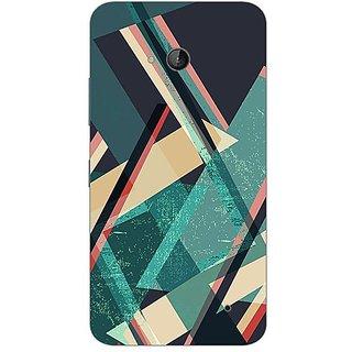 Garmor Designer Plastic Back Cover For Nokia Lumia 640 LTE