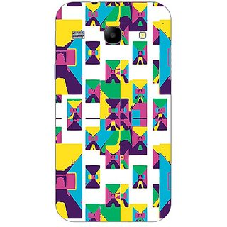 Garmor Designer Plastic Back Cover For Samsung Galaxy Core I8262