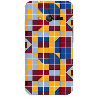 Garmor Designer Plastic Back Cover For Samsung Galaxy Ace NXT SM-G313