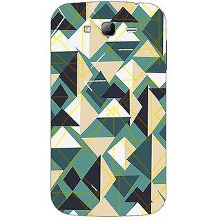 Garmor Designer Plastic Back Cover For Samsung Galaxy Grand I9082