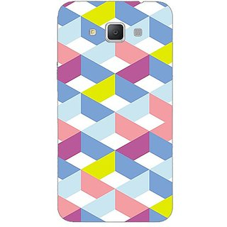 Garmor Designer Plastic Back Cover For Samsung Galaxy Grand Max SM-G7200