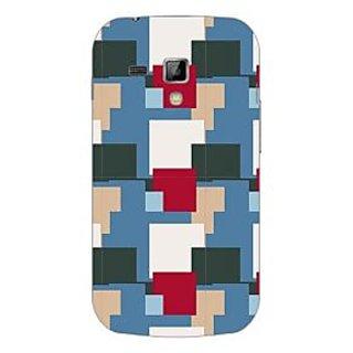 Garmor Designer Plastic Back Cover For Samsung Galaxy S Duos 7562