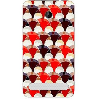 Garmor Designer Plastic Back Cover For Sony Xperia E1