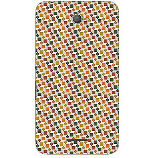 Garmor Designer Plastic Back Cover For Sony Xperia E4