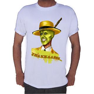 The Mask T-shirt By Shopkeeda