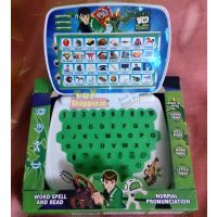 Ben 10 Alien Force Laptop