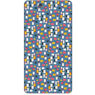 Garmor Designer Plastic Back Cover For Sony Xperia Z