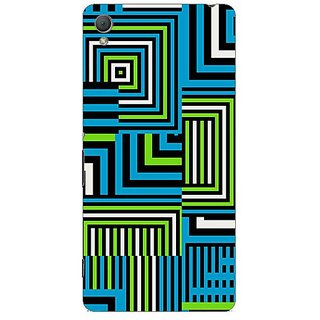 Garmor Designer Plastic Back Cover For Sony Xperia Z3