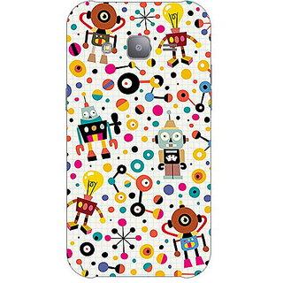 Garmor Designer Plastic Back Cover For Samsung Galaxy J2 SM-J200F