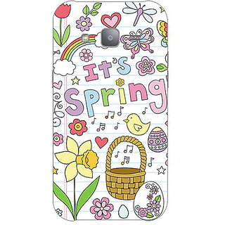 Garmor Designer Plastic Back Cover For Samsung Galaxy J2 SM-J200F