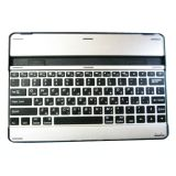 Universal Bluetooth Keyboard For Ipad Tablets Silver Black