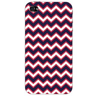 Garmor Designer Plastic Back Cover For Apple iPhone 4s