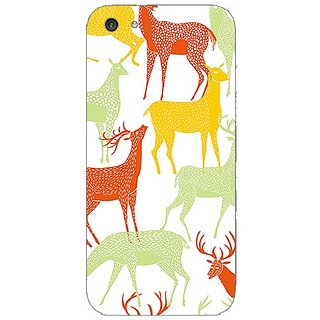 Garmor Designer Plastic Back Cover For Apple iPhone 5c