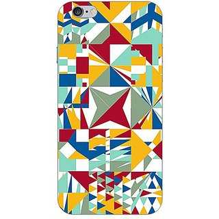 Garmor Designer Plastic Back Cover For Apple iPhone 6s Plus
