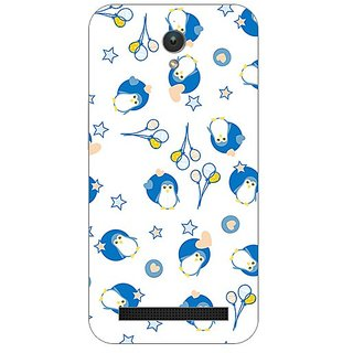Garmor Designer Plastic Back Cover For Asus Zenfone C