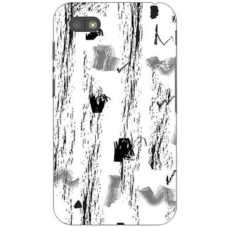 Garmor Designer Plastic Back Cover For BlackBerry Q5