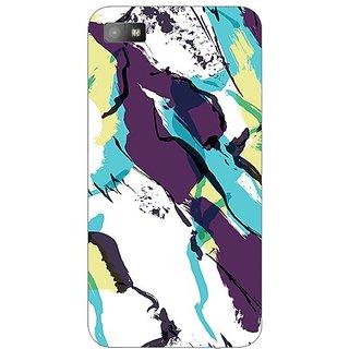 Garmor Designer Plastic Back Cover For BlackBerry Z10