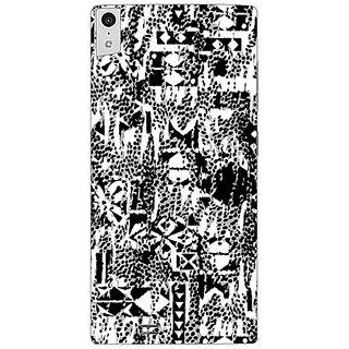 Garmor Designer Plastic Back Cover For Gionee Elife S5.5